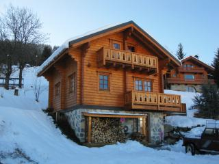 Ski-La Source Les Sorbiers, 4 bedrooms Les Coches