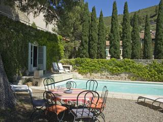 5 bedroom Villa in Roquebrun, Roquebrun, France : ref 2244610