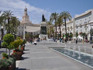Bonito piso en el Casco histórico de Cádiz