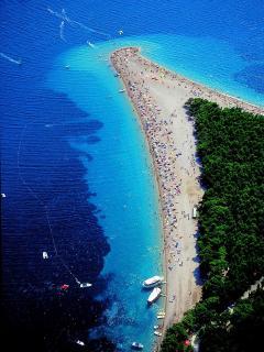 golden horn beach, Bol
