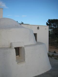View of the trullo