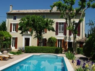 Mas avec piscine sud Ventoux - Luberon, Saint-Didier