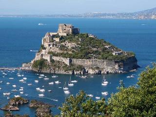 Castello Aragonese - Altea, Ischia