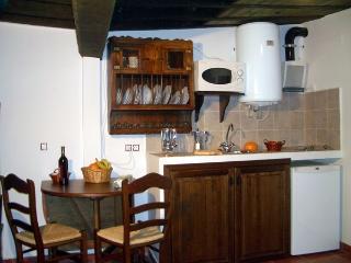 Apartamento de 1 habitacion en Hervas, Hervás