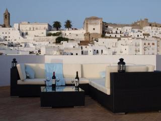 Tipica casa andaluza con vistas preciosas, Vejer de la Frontera