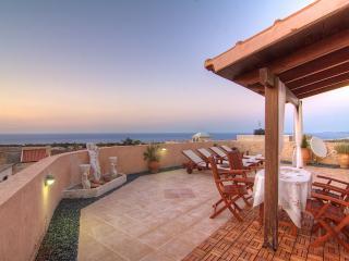 Amazing terrace