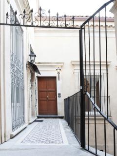 Ballatoio Palazzo '700