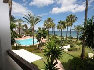 Apartamento Alcazaba Beach con vistas al Mar, Estepona