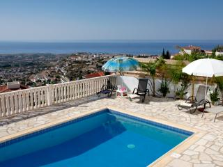 Villa Athena Panoramic Views Jacuzzi Free Internet