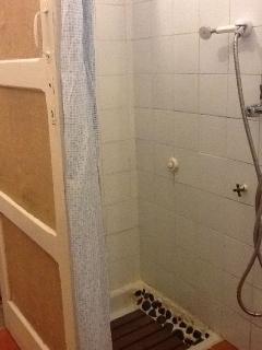 La Maresia Tenerife bathroom shower