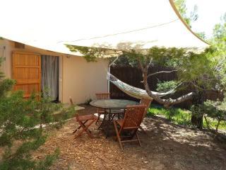 Coqueto apartamento junto al mar en Formentera, Es Caló