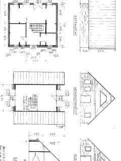 Grundriss Blockhaus