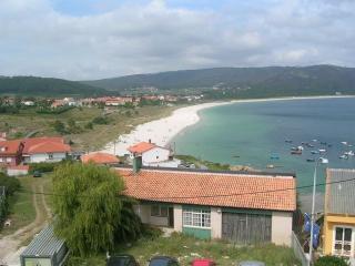 atico frente al mar en Fisterra