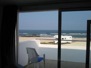 Casa en la playa de Moledo, con terraza