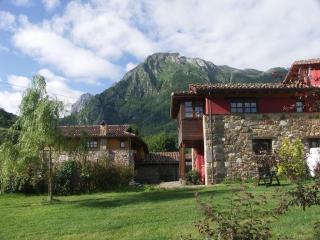 Casa con hidromasaje chimenea, Ricabo