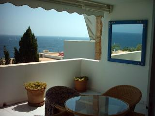 Grand apartment, vistas al mar, Roca Llisa, Ibiza