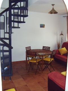 Salón ,dining room