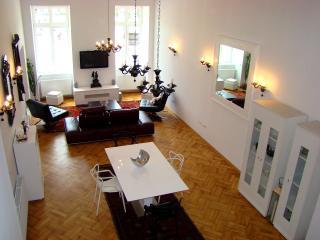 Designer Apartment in Piata Sfatului, Brasov
