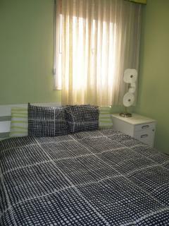 Dormitorio cama dobla (2 colchones juntos o de matrimonio)