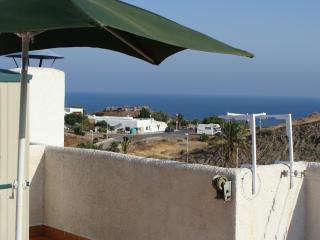 terraza vistas mar