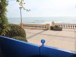 Apartamento 1ª linea de playa, Sitges