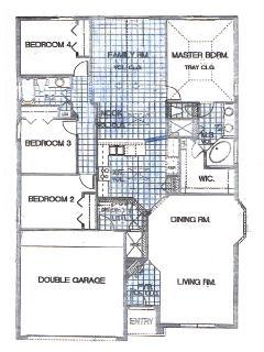 Villa layout.