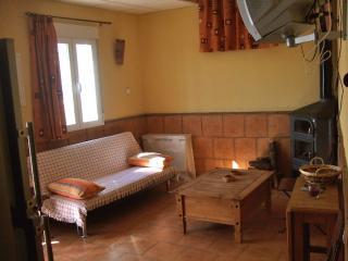 Alojamientos Sierra de Jérez  1 dormitorio Salón