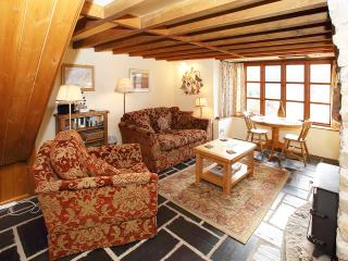 Curlew Cottage sitting/dining room