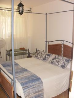The romantic double room.