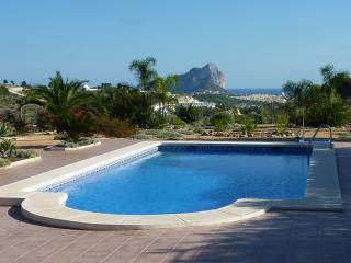 Benimar-Villa in Costa Blanca, beach, pool, wifi, Benissa