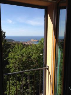 Olivea Chambre 2 vue mer