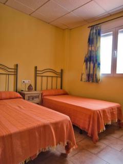 Apartamento Picón dormitorio dos camas