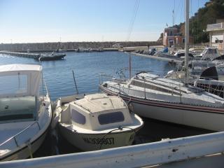 le petit port du Rouet (sur place)