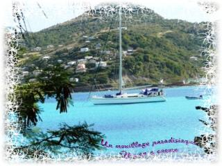 croisiere naturiste Antilles Caraibes