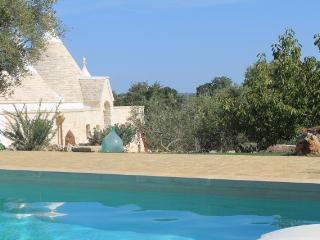 I Trulli di Cristoforo: Salento, piscina privata, aria condizionata, wi-fi,relax