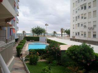 apartamento en Gandia primera linea  playa