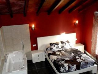 Casa Rural perfecto para parejas en Navalguijo