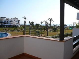 Jardines de Nuevo Vera primera linea de playa