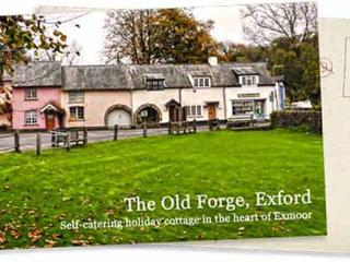 THE OLD FORGE Cottage in the Heart of Exmoor