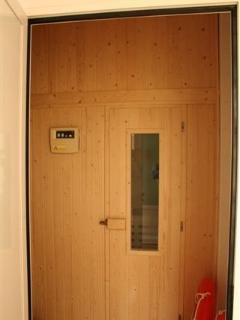 Sauna Comunitaria