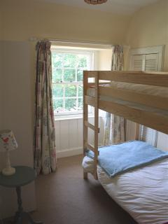 Children's bunk room