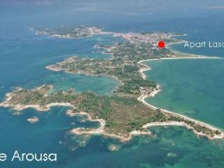 Bello apartamento a pie de ..., Illa de Arousa