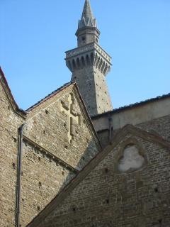 Santa Croce belltower