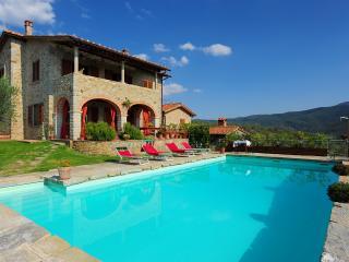 Villa Senaia, Castiglion Fiorentino