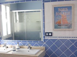 Baño de la habitación AlZahra