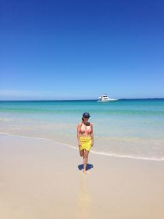 Cottesloe Beach - a short drive from South Perth