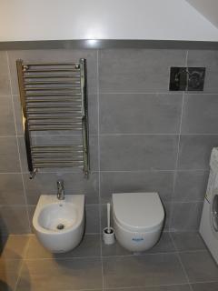 WC + Bidè