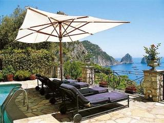 4 bedroom Villa in Island Of Capri, Amalfi Coast Campania, Italy : ref 2226360