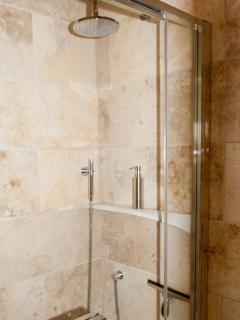 Your ensuite shower