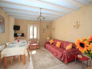 Gite Rossignol living area